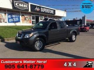 Used 2015 Nissan Frontier SV  4WD Crew Cab LWB Auto SV for sale in St. Catharines, ON