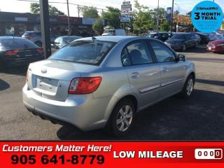 Used 2010 Kia Rio EX  4DR SEDAN EX POWER GROUP for sale in St. Catharines, ON