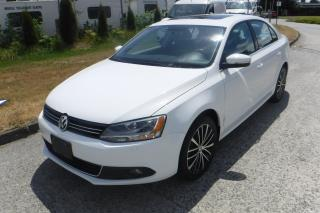 Used 2014 Volkswagen Jetta TSi for sale in Burnaby, BC