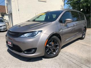 Used 2018 Chrysler Pacifica Touring L Plus| S Pkg| Company Car| Leather for sale in St Catharines, ON