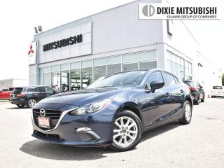 Used 2015 Mazda MAZDA3 Sport GS-SKY | AUTO | NAV | HEATED SEATS for sale in Mississauga, ON