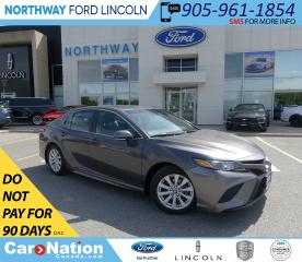 Used 2018 Toyota Camry SE | PWR HTD SEATS | BACKUP CAM | 7 TOUCHSCREEN | for sale in Brantford, ON