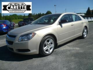 Used 2011 Chevrolet Malibu for sale in East broughton, QC