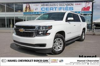 Used 2018 Chevrolet Suburban LT for sale in St-Léonard, QC