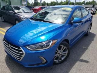 Used 2017 Hyundai Elantra Gl Bluetooth,volant for sale in Blainville, QC