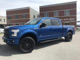 Used 2017 Ford F-150 SPORT**TOIT PANO**ECRAN**ECOBOOST for sale in Laval, QC
