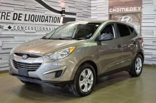 Used 2012 Hyundai Tucson GL for sale in Laval, QC