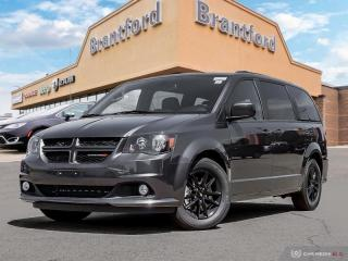 New 2019 Dodge Grand Caravan GT  - Radio: 430N - $272.60 B/W for sale in Brantford, ON