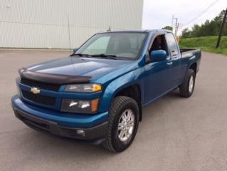 Used 2011 Chevrolet Colorado Cabine allongée 4 RM 125.9 po LT avec 1S for sale in Quebec, QC