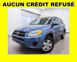 Used 2012 Toyota RAV4 CLIMATISEUR *PROGRAMME 100% APPROUVÉ* for sale in St-Jérôme, QC