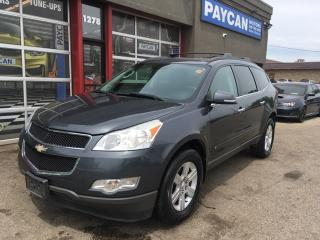 Used 2010 Chevrolet Traverse 2LT for sale in Kitchener, ON