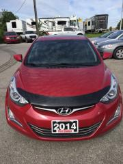 Used 2014 Hyundai Elantra Limited for sale in Kitchener, ON