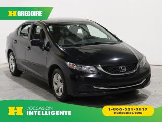 Used 2015 Honda Civic LX A/C GR ÉLECT for sale in St-Léonard, QC
