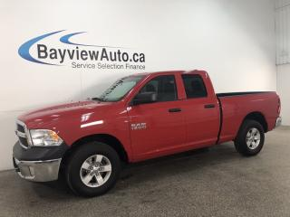 Used 2017 RAM 1500 ST - 8SPD AUTO! BLUETOOTH! 4X4! ALLOYS! for sale in Belleville, ON