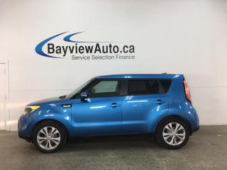 Used 2016 Kia Soul EX - AUTO! BLUETOOTH! A/C! CRUISE! ALLOYS! for sale in Belleville, ON