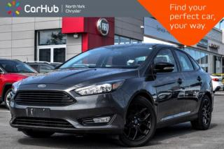 Used 2018 Ford Focus SEL|SONY_Sound|Sunroof|Navigation|Ambient_lighting|Rear_Parking_Aid for sale in Thornhill, ON