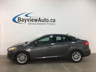 Used 2016 Ford Focus - AUTO! 26,000KMS! SYNC! HTD SEATS! FULL PWR GROUP! + MORE! for sale in Belleville, ON