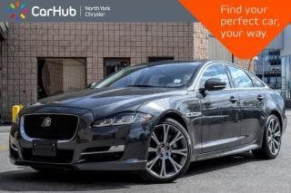 Used 2017 Jaguar XJ Portfolio|Pano.Sunroof|Meridian.Audio|Backup.Cam|Bluetooth|GPS|Keyless.Go| for sale in Thornhill, ON