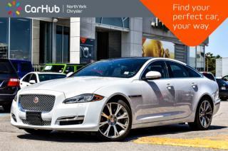 Used 2017 Jaguar XJ Portfolio|AWD|Pano.Sunroof|GPS|Meridian|Bluetooth|Backup.Cam|Keyless.Go| for sale in Thornhill, ON