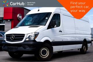 Used 2016 Mercedes-Benz Sprinter Cargo Vans |Diesel|Backup.Cam|Bluetooth|Keyless.Entry| for sale in Thornhill, ON