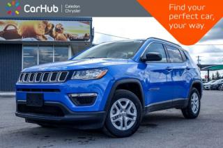 New 2019 Jeep Compass New Car Sport|Bluetooth|Backup Cam|Heated Front Seats|Keyless Go|16