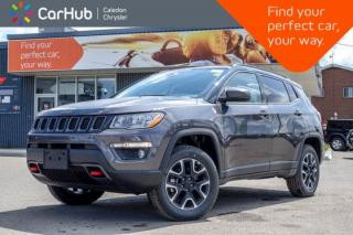 New 2019 Jeep Compass New Car Trailhawk|4x4|Backup Cam|Bluetooth|17