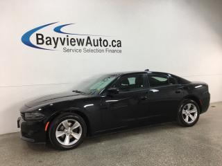 Used 2018 Dodge Charger SXT Plus - AUTO! SUNROOF! PWR GROUP! for sale in Belleville, ON