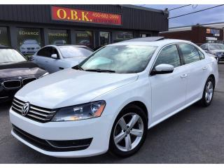 Used 2015 Volkswagen Passat T.ouvrant-Cam Recul for sale in Laval, QC