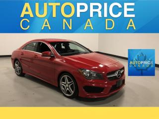 Used 2015 Mercedes-Benz CLA-Class NAVIGATION LEATHER for sale in Mississauga, ON