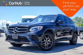 Used 2018 Mercedes-Benz GL-Class GLC 300|4Matic|Navi|Pano Sunroof|Blind Spot|Backup Cam|Bluetooth|19