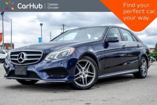Used 2016 Mercedes-Benz E-Class E 250 BlueTEC|4Matic|Navi|Pano Sunroof|Blind Spot||Bluetooth|Leather|18