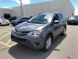 Used 2015 Toyota RAV4 LE for sale in Brampton, ON