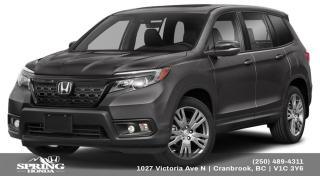 New 2019 Honda Passport EX-L $301 BI-WEEKLY - $0 DOWN for sale in Cranbrook, BC