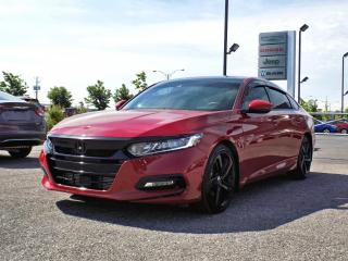 Used 2018 Honda Accord SPORT 2.0T *TOIT*MANUELLE* for sale in Brossard, QC