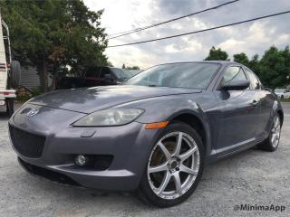 Used 2007 Mazda RX-8 GT, option mazdaspeed for sale in Drummondville, QC