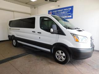 Used 2018 Ford Transit Passenger Wagon 350 WAGON LOW ROOF X 12 PASS for sale in Listowel, ON