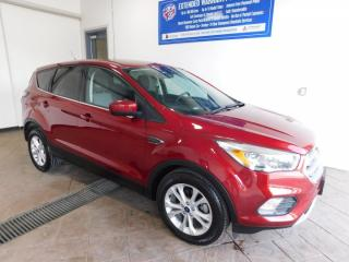 Used 2017 Ford Escape SE SUNROOF for sale in Listowel, ON