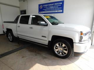 Used 2017 Chevrolet Silverado 1500 HIGH COUNTRY CREW LEATHER SUNROOF for sale in Listowel, ON