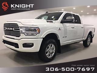 New 2019 RAM 3500 Laramie Crew Cab | Sunroof | Navigation for sale in Regina, SK