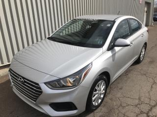 Used 2019 Hyundai Accent Preferred PREFERRED EDITION | LOW KMs | FACTORY WARRANTY | FUEL SIPPER for sale in Charlottetown, PE