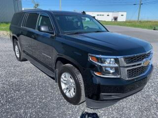 Used 2017 Chevrolet Suburban LS for sale in St-Hyacinthe, QC