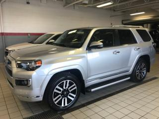 Used 2019 Toyota 4Runner Limited for sale in Terrebonne, QC