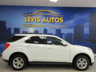 Used 2014 Chevrolet Equinox LT AWD SIEGE CHAUFFANT CAMÉRA DE RECUL P for sale in Lévis, QC