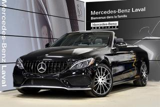 Used 2018 Mercedes-Benz C43 AWD for sale in Laval, QC