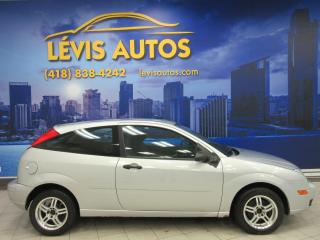 Used 2007 Ford Focus 5 VITESSE AIR-CLIMATISÉ SIEGE CHAUFFANT for sale in Lévis, QC