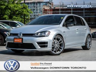 Used 2016 Volkswagen Golf R for sale in Toronto, ON