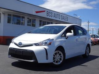 Used 2018 Toyota Prius V for sale in Vancouver, BC
