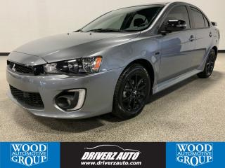 Used 2017 Mitsubishi Lancer ES CLEAN CARFAX, ONE OWNER, ANNIVERSARY EDITION for sale in Calgary, AB