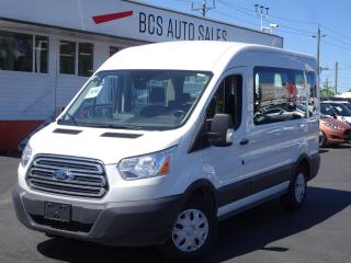 Used 2017 Ford Transit Wagon 8 Passenger, EcoBoost, Fully Serviced for sale in Vancouver, BC