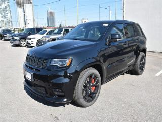 New 2019 Jeep Grand Cherokee SRT for sale in Concord, ON